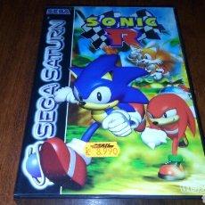 Videogiochi e Consoli: SONIC R SEGA SATURN. Lote 221932446