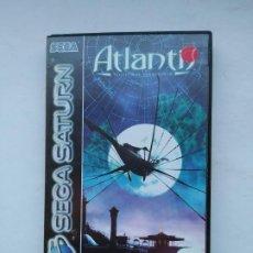 Videojuegos y Consolas: JUEGO ATLANTIS THE LOST TALES. SEGA RETURN. TDKV2. Lote 230520410