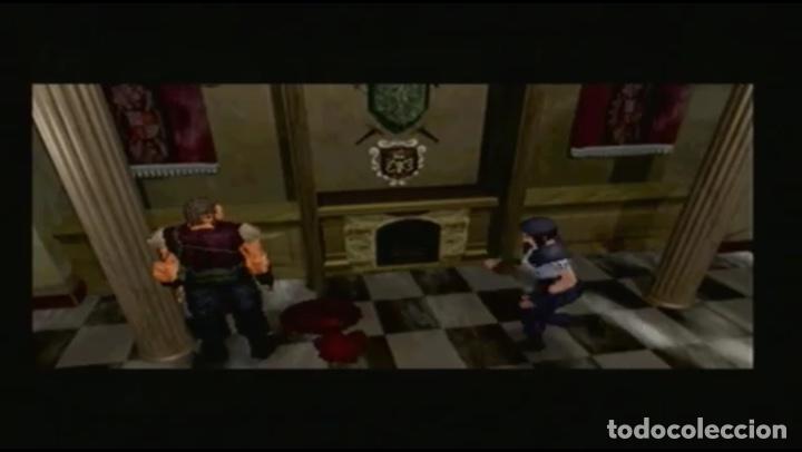Videojuegos y Consolas: Resident Evil [Capcom] [1996] [Sega Saturn] [Euro / PAL] - Foto 20 - 43782566