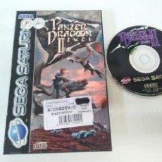 Videojuegos y Consolas: PANZER DRAGON II SATURN MIRE MIS OTROS JUEGOS NINTENDO SONY SEGA MEGADRIVE DREAMCAST SATURN SNES N64. Lote 236172735
