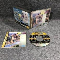 Videojuegos y Consolas: SIM CITY 2000 SEGA SATURN. Lote 236343050