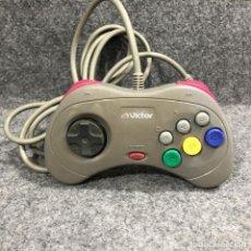 Videojuegos y Consolas: CONTROLLER VICTOR RG CP6 SEGA SATURN. Lote 237091180