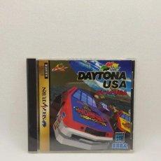 Videojuegos y Consolas: DAYTONA USA SEGA SATURN NTSC-J. Lote 241455250
