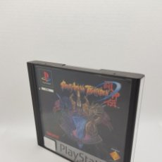 Videojuegos y Consolas: BATTLE ARENA TOSHIDEN PS1 COMPLETO PAL ESPAÑA. Lote 242224575