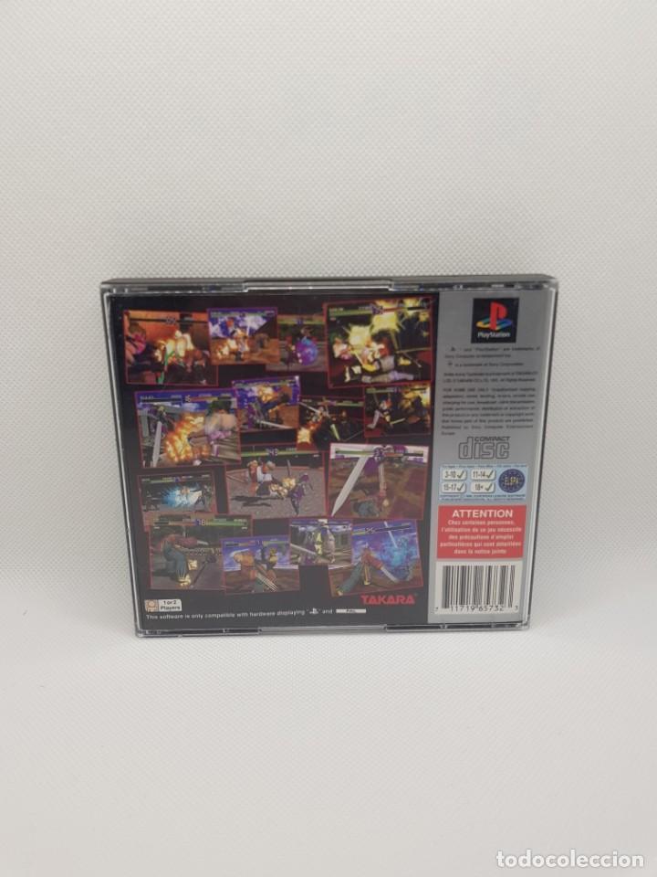 Videojuegos y Consolas: battle arena toshiden ps1 completo pal españa - Foto 3 - 242224575
