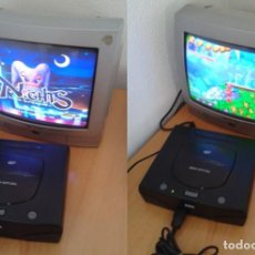 Videojuegos y Consolas: CONSOLA SEGA SATURN MODEL 2 COMPLETA MK-80200A-50 PLENO FUNCIONAMIENTO PAL!! R9629. Lote 242267835