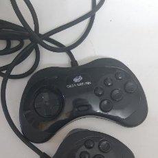 Videojuegos y Consolas: DOS MANDOS DE SEGA SATURN. Lote 255333585
