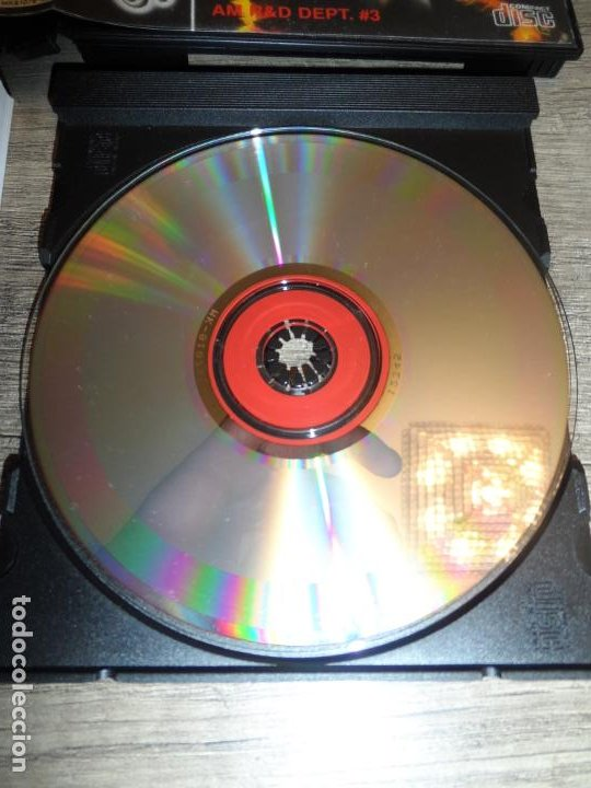 Videojuegos y Consolas: SEGA SATURN LAST BRONX PAL ESP COMPLETO - Foto 2 - 258142675