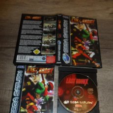Videojuegos y Consolas: SEGA SATURN LAST BRONX PAL ESP COMPLETO. Lote 258142675