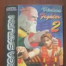 Videogiochi e Consoli: SEGA SATURN VIRTUA FIGHTER 2. Lote 263719780