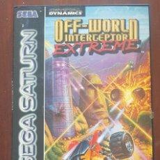 Videogiochi e Consoli: SEGA SATURN OFF-WORLD INTERCEPTOR EXTREME. Lote 263720140