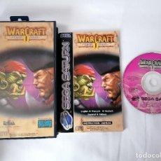 Videojuegos y Consolas: SEGA SATURN WARCRAFT II. Lote 268949449