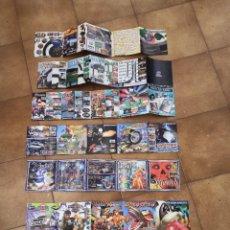 Videojuegos y Consolas: PANFLETOS SEGA SATURN. Lote 275901628