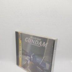 Videojuegos y Consolas: KIDOU SENSHI GUNDAM SEGA SATURN JAPAN. Lote 276595948