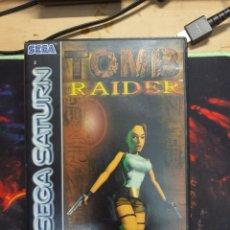 Videojuegos y Consolas: SEGA SATURN TOMB RAIDER. Lote 277192308