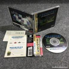 Videojuegos y Consolas: AQUAZONE DESKTOP LIFE JAP SEGA SATURN. Lote 278638903