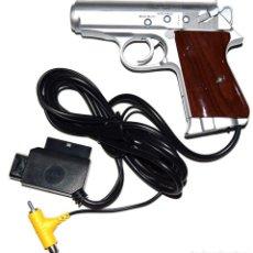 Videojuegos y Consolas: PISTOLA COMPATIBLE PLAYSTATION/SATURN NUEVA. Lote 284646858