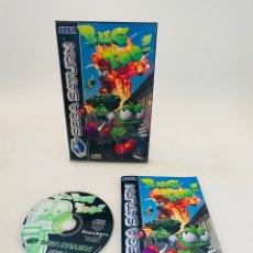 Videojuegos y Consolas: BUG TOO SEGA SATURN. Lote 288932003