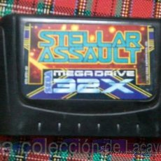 Videojuegos y Consolas: STELLAR ASSAULT SEGA MEGADRIVE 32X ESPAÑA PAL. Lote 110055031