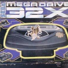 Videojuegos y Consolas: CONSOLA SEGA MEGADRIVE 32 X - EN CAJA. Lote 42381357