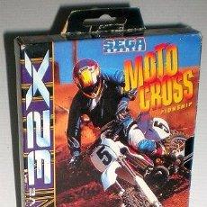 Videojuegos y Consolas: MOTOCROSS CHAMPIONSHIP [SEGA] [ARTECH STUDIOS] 1994 [PAL] [SEGA 32X]. Lote 44963540
