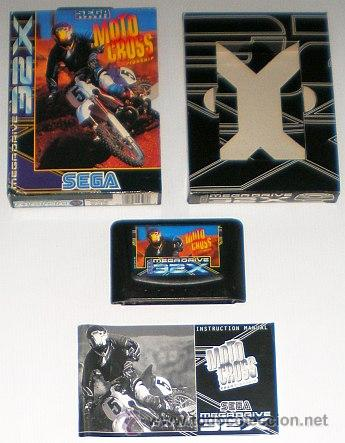 Videojuegos y Consolas: Motocross Championship [SEGA] [Artech Studios] 1994 [PAL] [SEGA 32x] - Foto 3 - 44963540