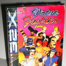 Videojuegos y Consolas: VIRTUA FIGHTER [SEGA] [SEGA-AM2] 1993 [PAL] [SEGA 32X]. Lote 44969729