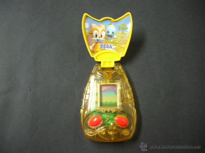 CONSOLA O VIDEOJUEGO DE BOLSILLO SEGA DE MAGDONALD * FUNCIONANDO * (Juguetes - Videojuegos y Consolas - Sega - Sega 32x)