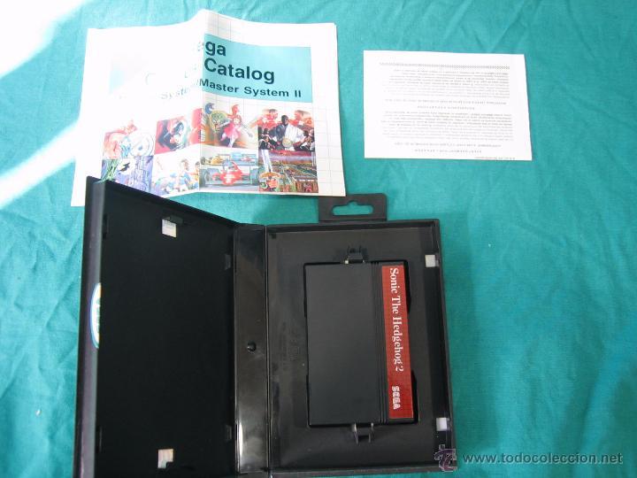 Videojuegos y Consolas: Juego para consola sega - Foto 2 - 49990735