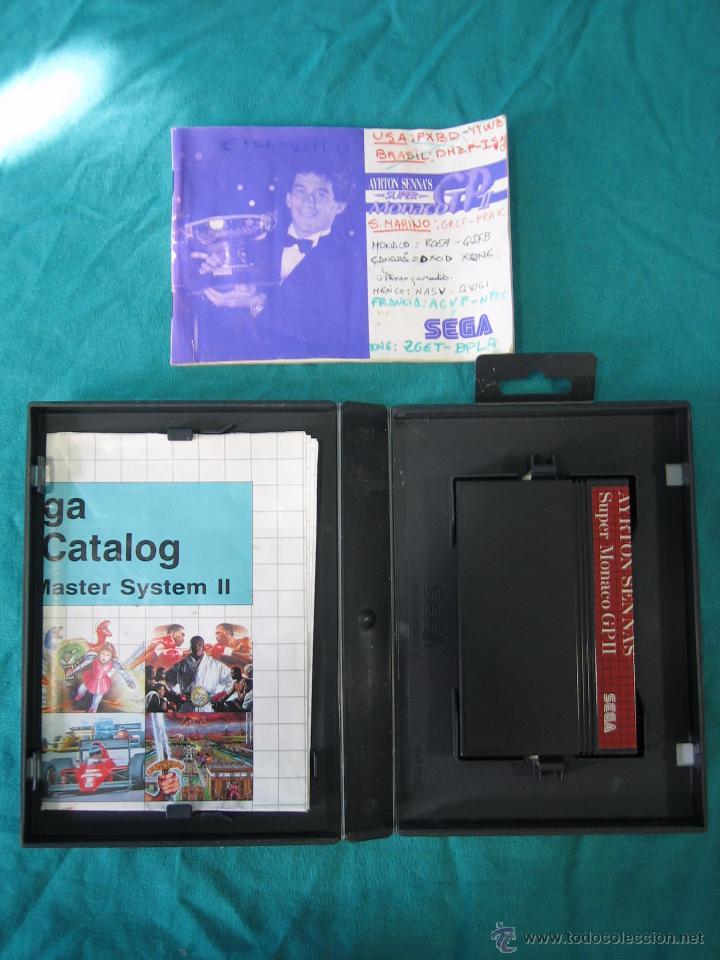 Videojuegos y Consolas: Juego para consola sega - Foto 2 - 49990760
