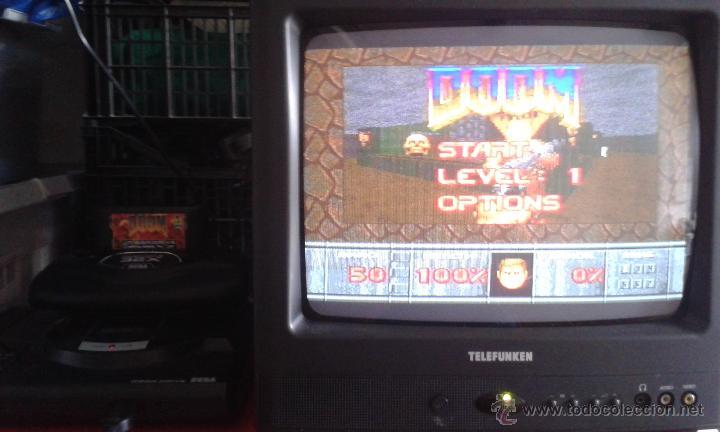 Videojuegos y Consolas: juego DOOM 32x de sega Pal - Foto 4 - 51955810