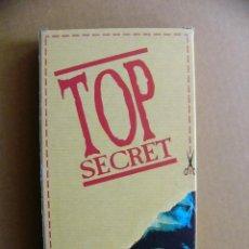 Videojuegos y Consolas: SEGA TOP SECRET LA LEY SEGA DEL MAS FUERTE - 1993 VHS PUBLICIDAD DE JUEGOS DE CONSOLA SEGA. Lote 86485928