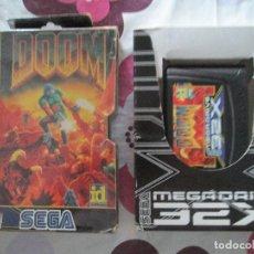 Videojuegos y Consolas: DOOM SEGA 32X. Lote 91882825