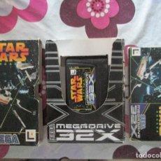 Videojuegos y Consolas: STAR WARS ARCADE SEGA 32X. Lote 91883230