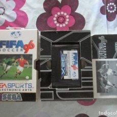 Videojuegos y Consolas: FIFA SOCCER 96 SEGA 32X. Lote 91885670