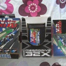 Videojuegos y Consolas: VIRTUA RACING DELUXE SEGA 32X. Lote 91886045
