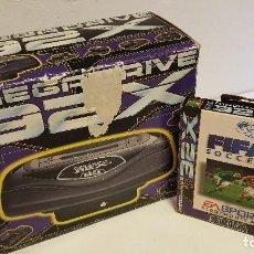 Videojuegos y Consolas: SEGA 32X + FIFA 96 - COMPLETOS - BUEN ESTADO. Lote 92327755