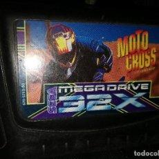 Videojuegos y Consolas: MOTO CROSS CHAMPIONSHIP SEGA 32X MEGADRIVE. Lote 100652131