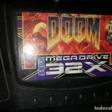 Videojuegos y Consolas: DOOM 32X MEGADRIVE. Lote 100652287