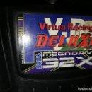 Videojuegos y Consolas: VIRUA RACING 32X MEGADRIVE. Lote 100652791