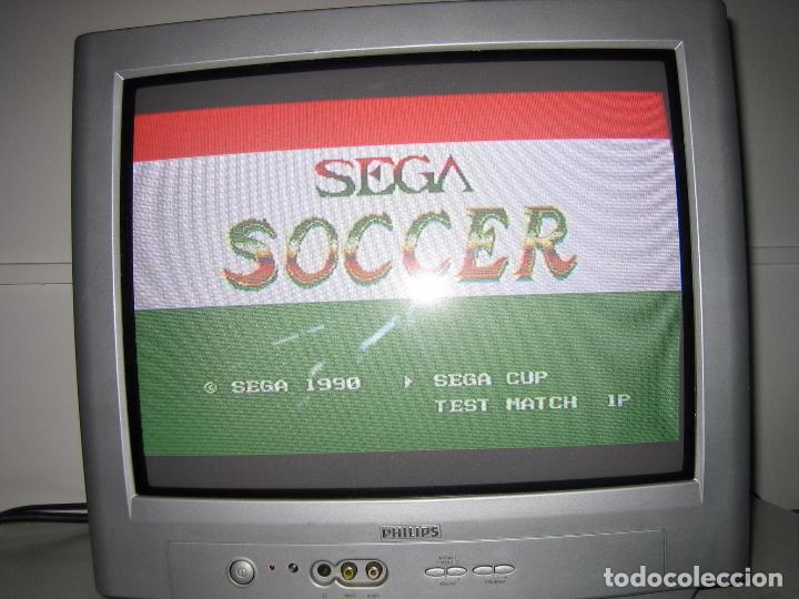 Videojuegos y Consolas: Consola Sega con 3 juegos. Funciona - Foto 3 - 101192375