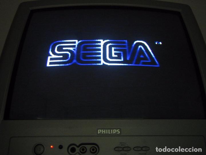 Videojuegos y Consolas: Consola Sega con 3 juegos. Funciona - Foto 7 - 101192375
