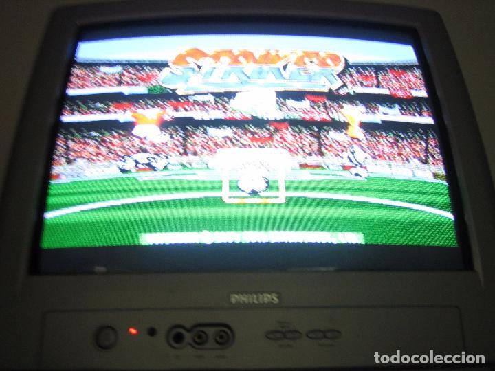 Videojuegos y Consolas: Consola Sega con 3 juegos. Funciona - Foto 9 - 101192375