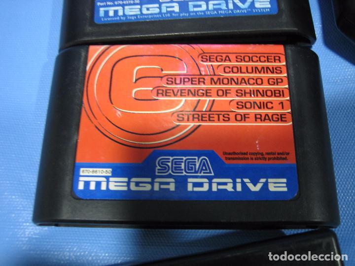 Videojuegos y Consolas: Consola Sega con 3 juegos. Funciona - Foto 11 - 101192375