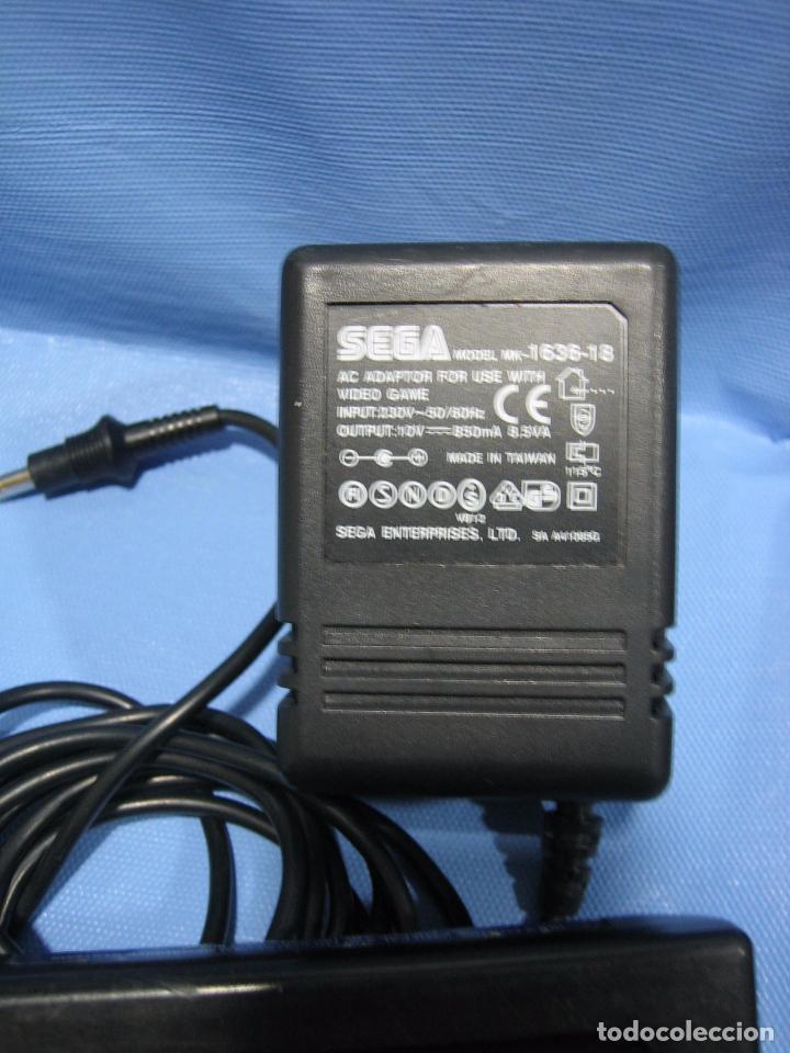 Videojuegos y Consolas: Consola Sega con 3 juegos. Funciona - Foto 14 - 101192375