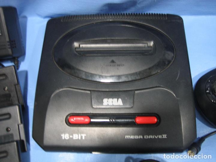 Videojuegos y Consolas: Consola Sega con 3 juegos. Funciona - Foto 17 - 101192375