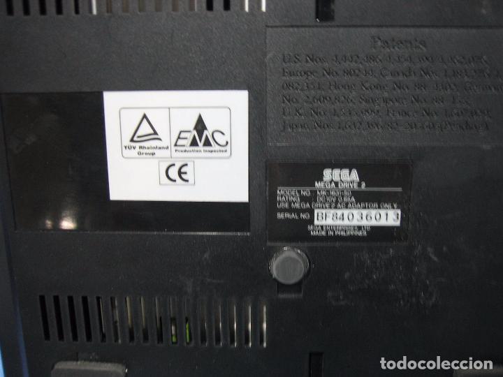 Videojuegos y Consolas: Consola Sega con 3 juegos. Funciona - Foto 18 - 101192375