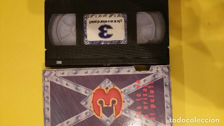 Videojuegos y Consolas: VHS, video promocional de sega, se te va a eriza el pelo - Foto 2 - 103725047
