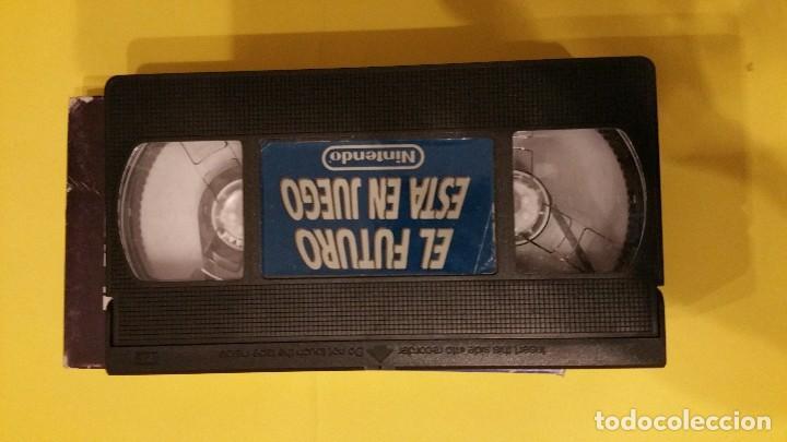 Videojuegos y Consolas: VHS, video promocional de sega - Foto 3 - 103725223