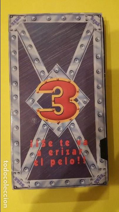 VHS, VIDEO PROMOCIONAL DE SEGA, SE TE VA A ERIZA EL PELO (Juguetes - Videojuegos y Consolas - Sega - Sega 32x)
